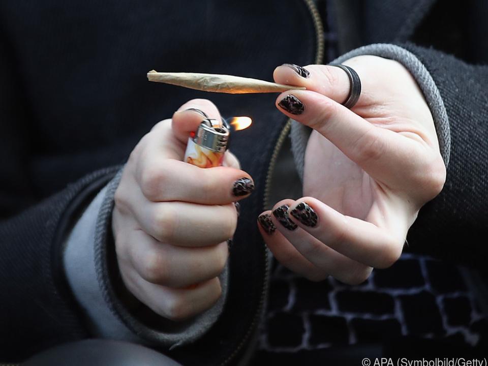 Cannabis am illegalen Drogenmarkt nach wie vor dominant