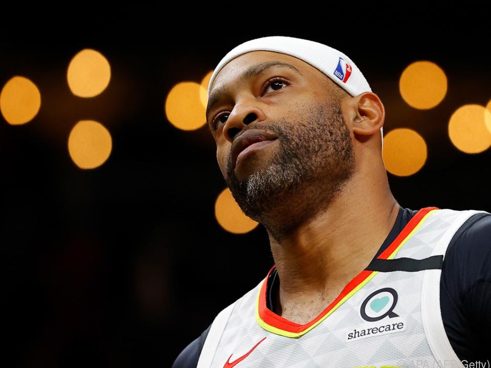 Carter war der längstdienende Spieler in der NBA