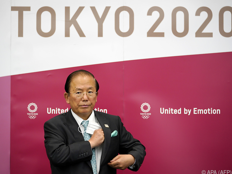 Chef des Organisationskomitees, Toshiro Muto