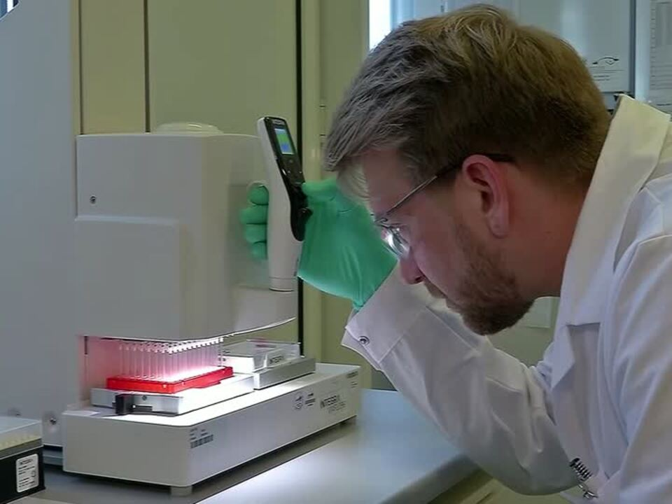 CureVac kann Tests mit Coronaimpfstoff starten