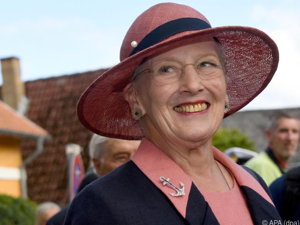 Dänemarks Königin Margrethe II. ist bei ihrem Volk sehr beliebt