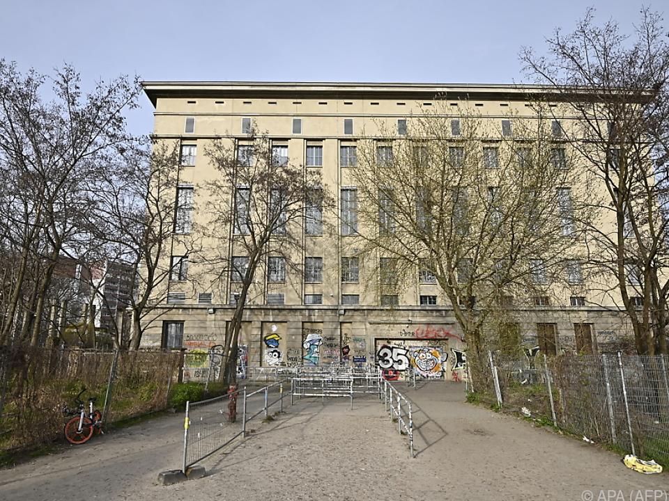 Das Berliner Berghain gilt als einer der berühmtesten Clubs der Welt