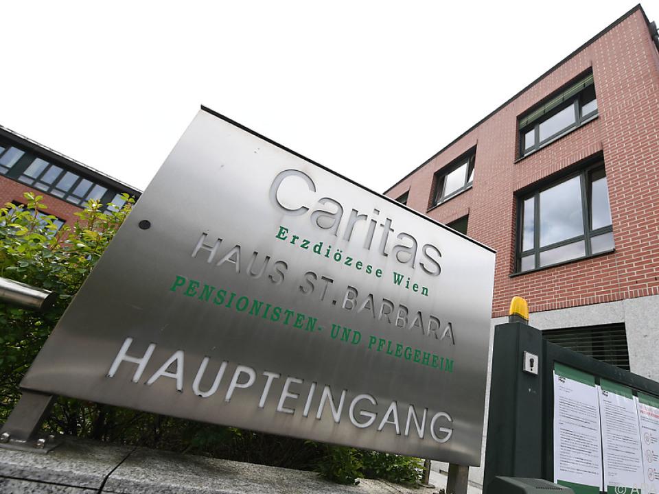 Das betroffene Pflegeheim in Wien-Liesing