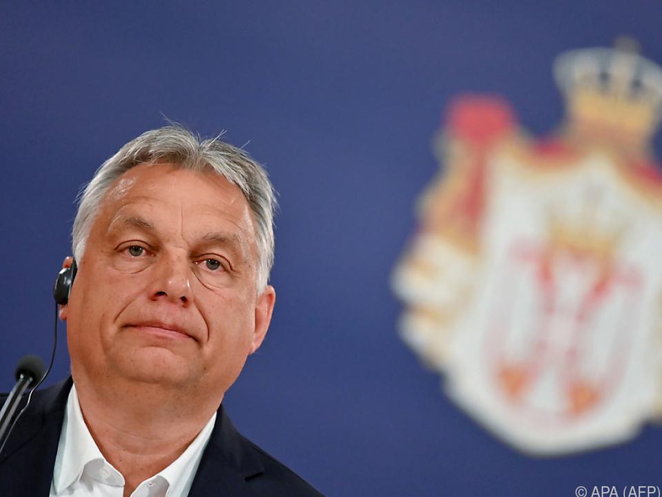 Das Gesetz hatte Premier Orban weitreichende Vollmachten gegeben