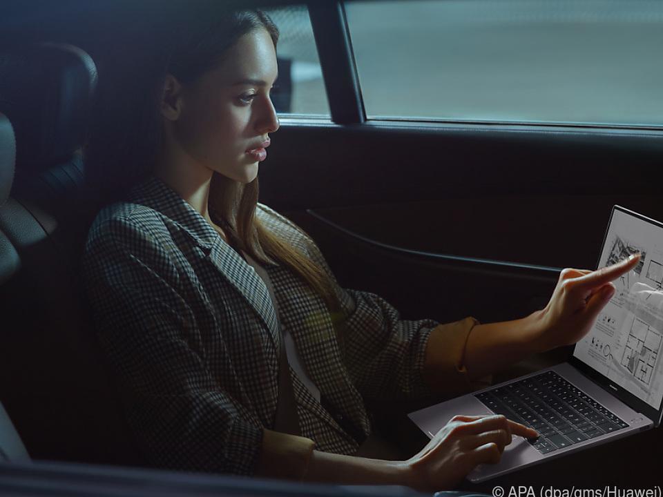 Huawei adressiert mit dem Matebook X Pro die arbeitenden Menschen