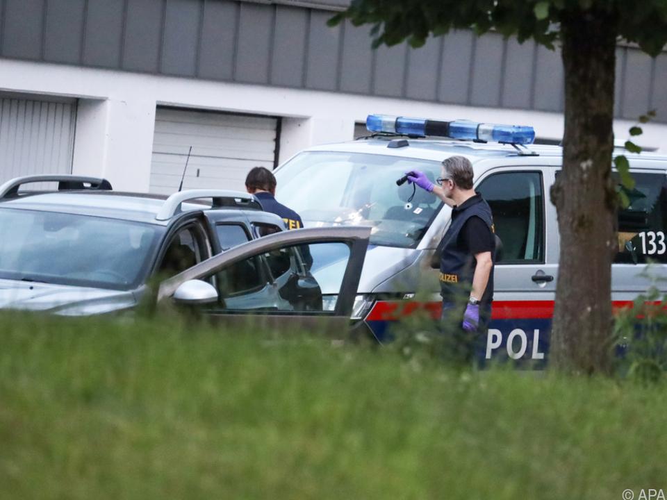 Das Opfer lieferte sich eine Verfolgungsjagd mit der Polizei