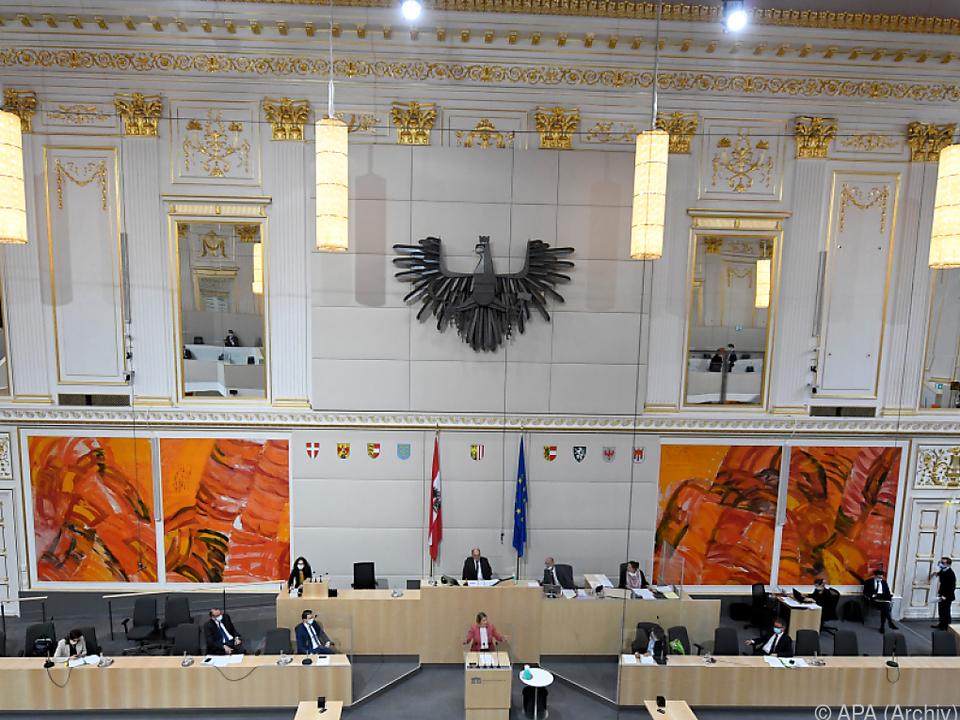 Demokratie vor Autokratie in Österreich