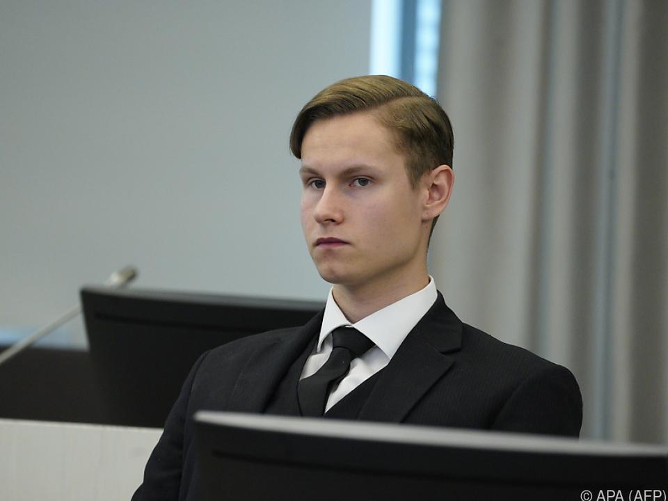 Der 22-Jährige wurde wegen Mordes und Terrorismus schuldig befunden