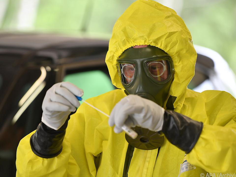 Der Coronavirus wird die Österreicher noch eine Weile begleiten