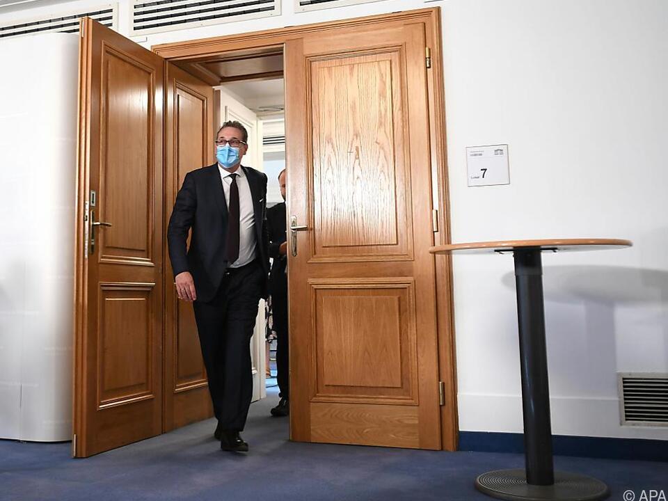 Der Ex-FPÖ-Chef versteht die Aufregung nicht