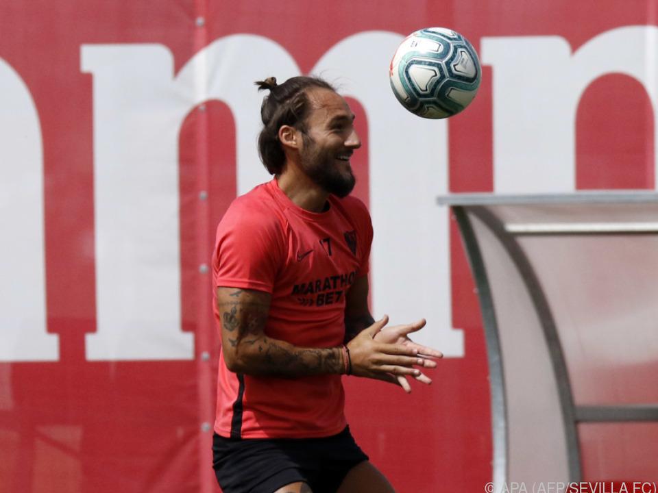Der FC Sevilla freut sich auf den Neustart