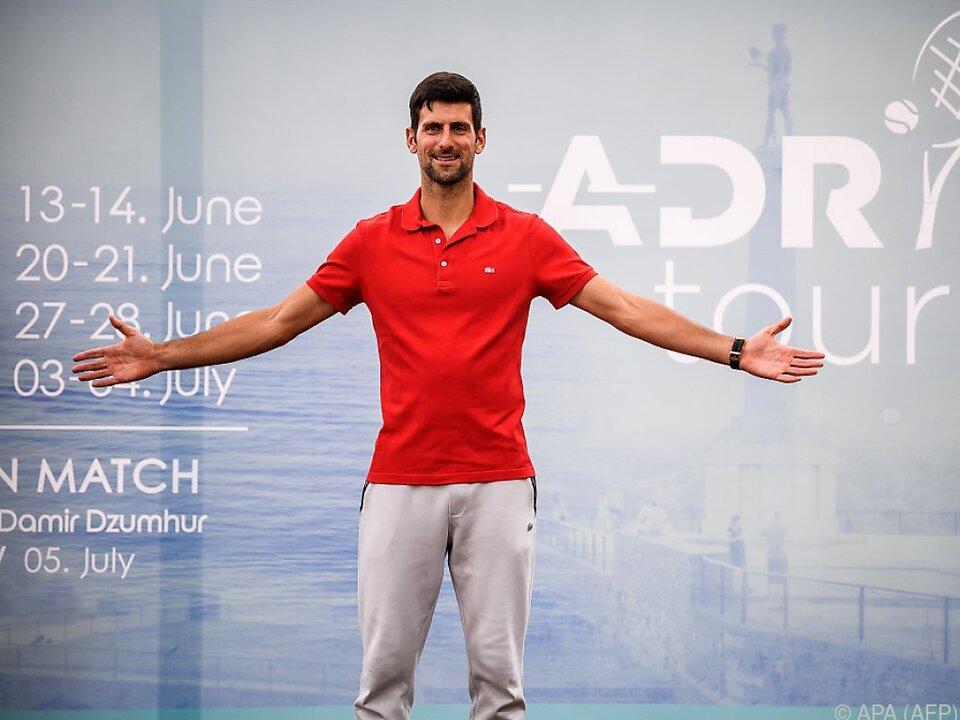 Der Tennis-Superstar wurde positiv getestet