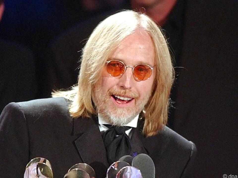 Der verstorbene Sänger Tom Petty war sicher kein Fan von Trump