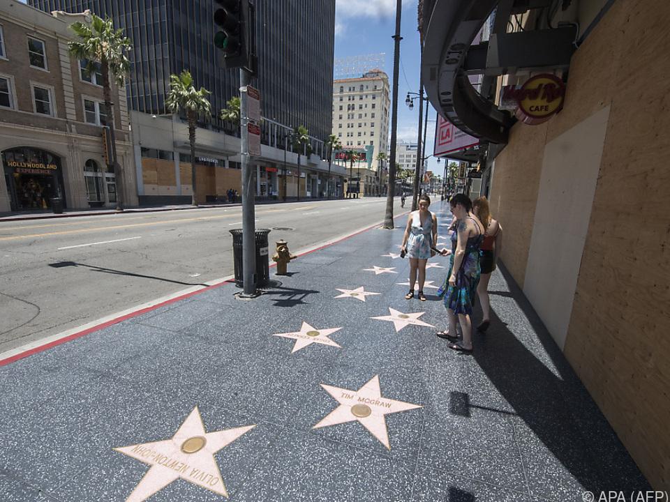 Der Walk of Fame bekommt Zuwachs
