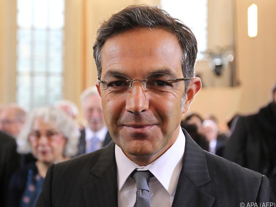 Deutsch-iranischer Schriftsteller Navid Kermani
