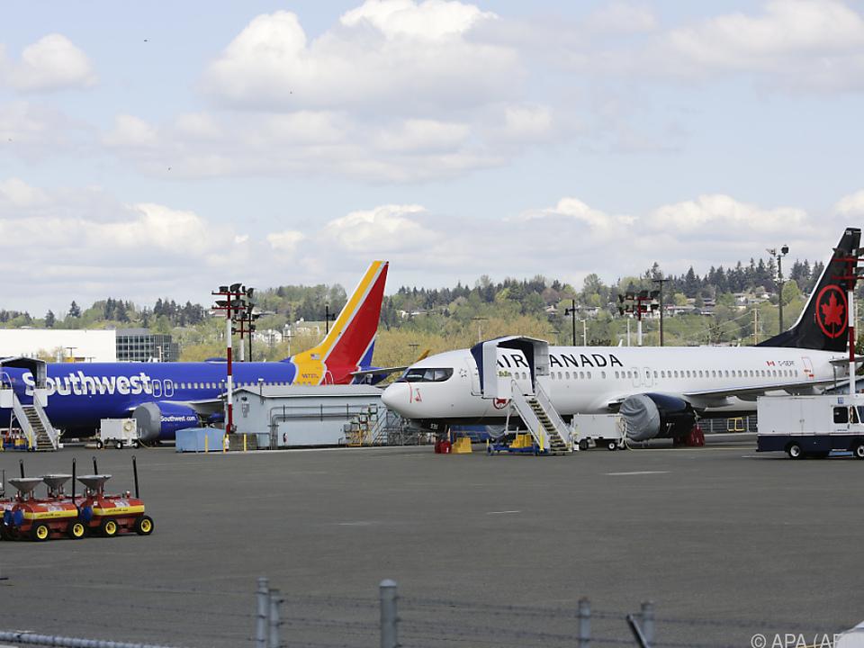 Die 737 Max sollen bald wieder mit Passagieren abheben