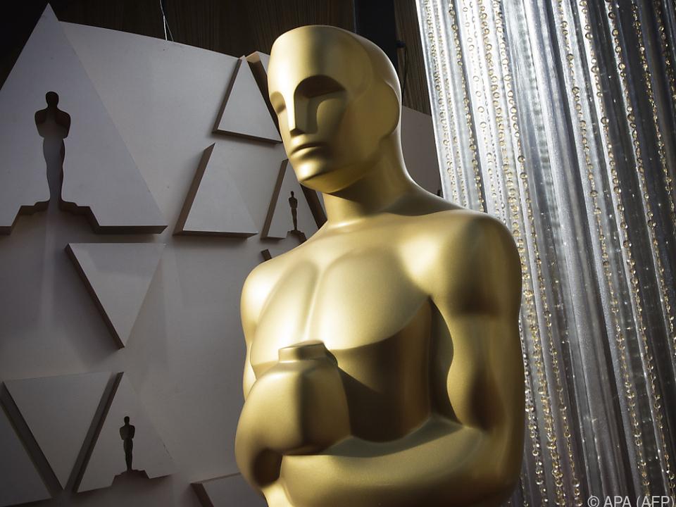 Die Academy Awards 2021 werder erst im April vergeben