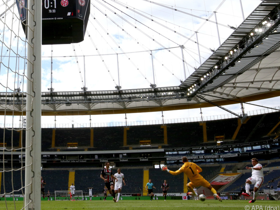 Die Commerzbank-Arena könnte zum Haupt-Austragungsort werden
