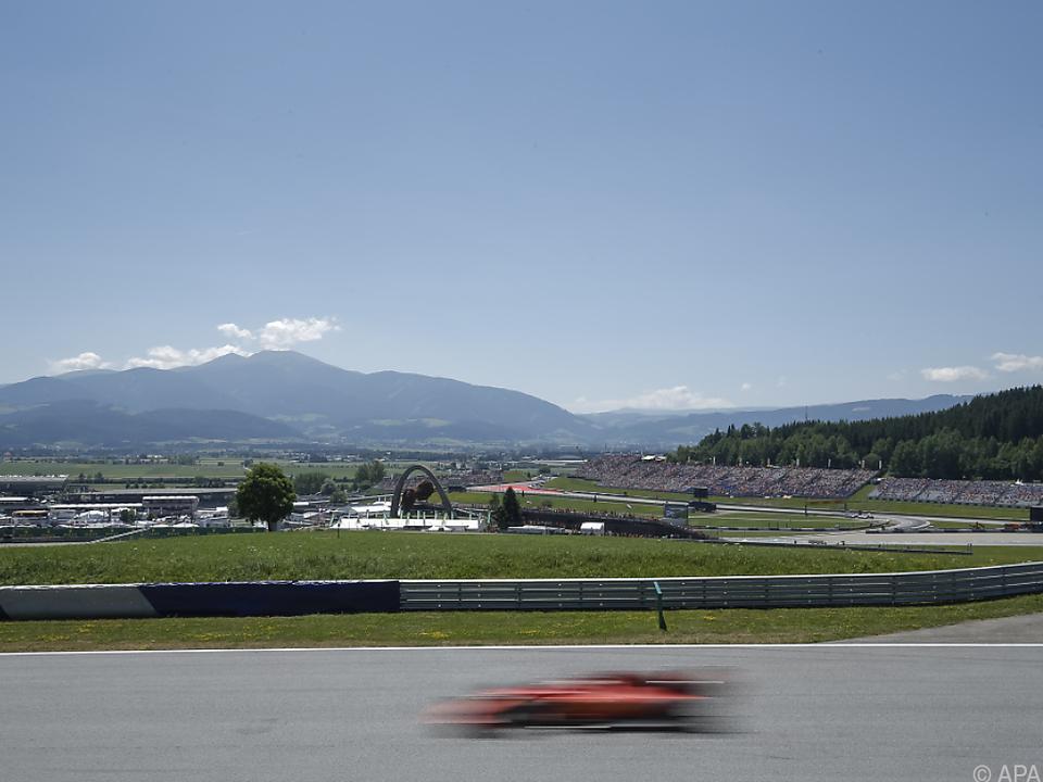 Die Formel-1-WM startet erstmals in Österreich