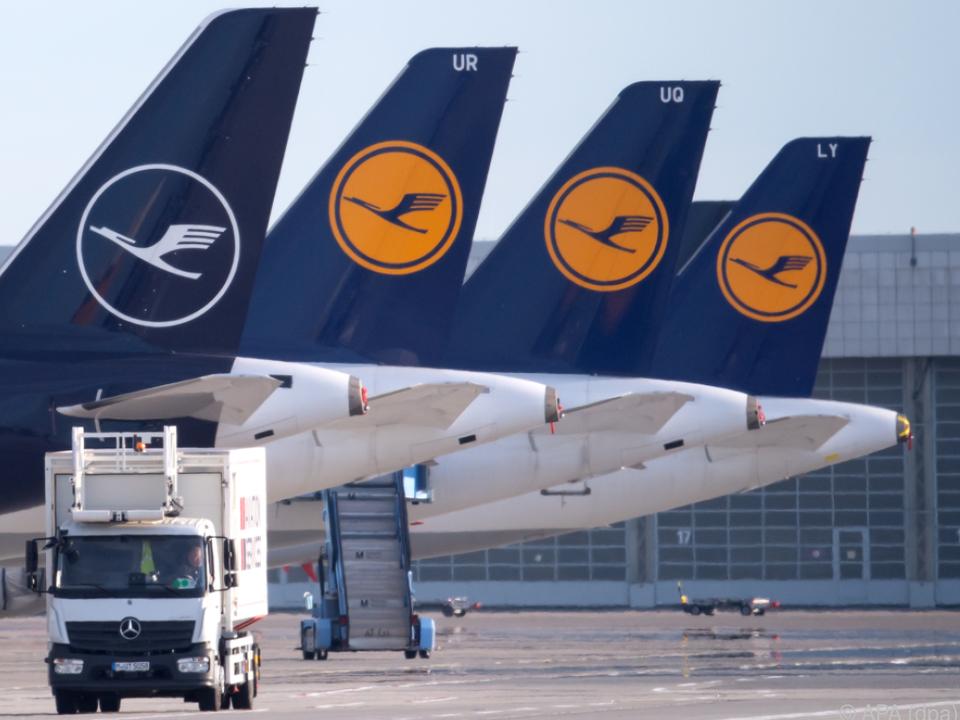 Die Lufthansa bekommt bis zu 3 Mrd. Euro Kredit von der Förderbank KfW