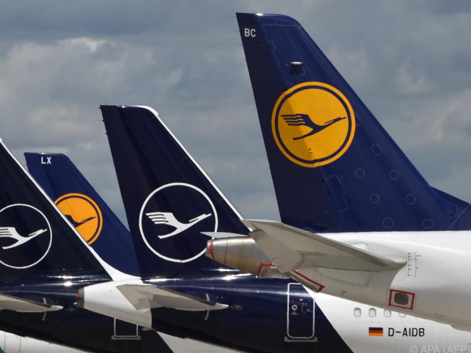 Die Lufthansa fällt erstmals aus dem DAX-Top-Bereich