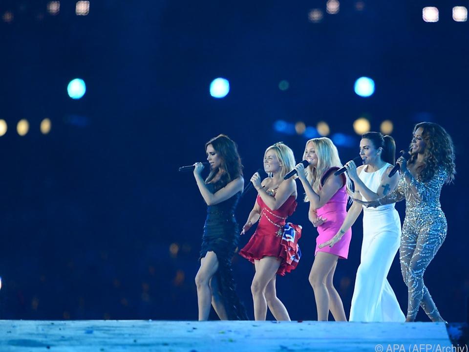 Die Spice Girls hatten in den 90er-Jahren riesige Erfolge