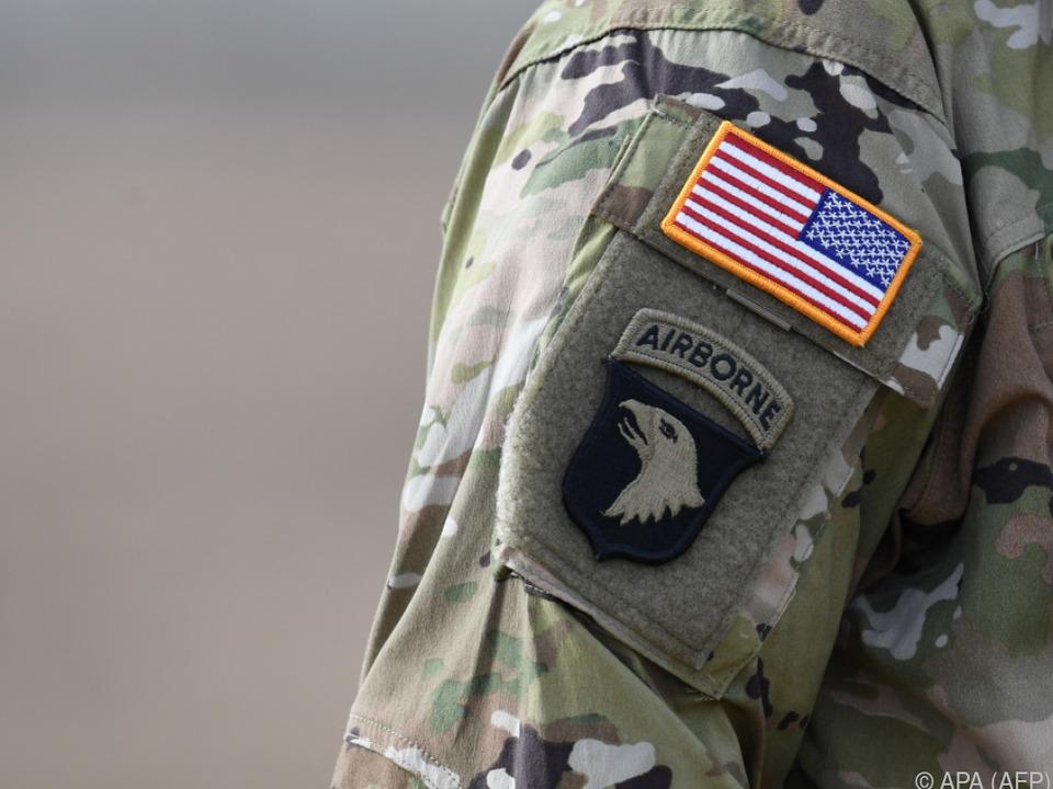 Die USA reduzieren ihre Truppenstärke in Deutschland um die Hälfte