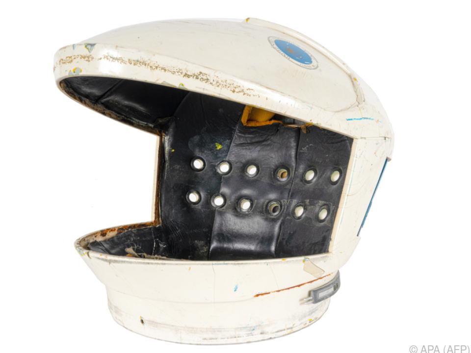 Dieser Helm soll mehr als 200.000 Dollar einbringen