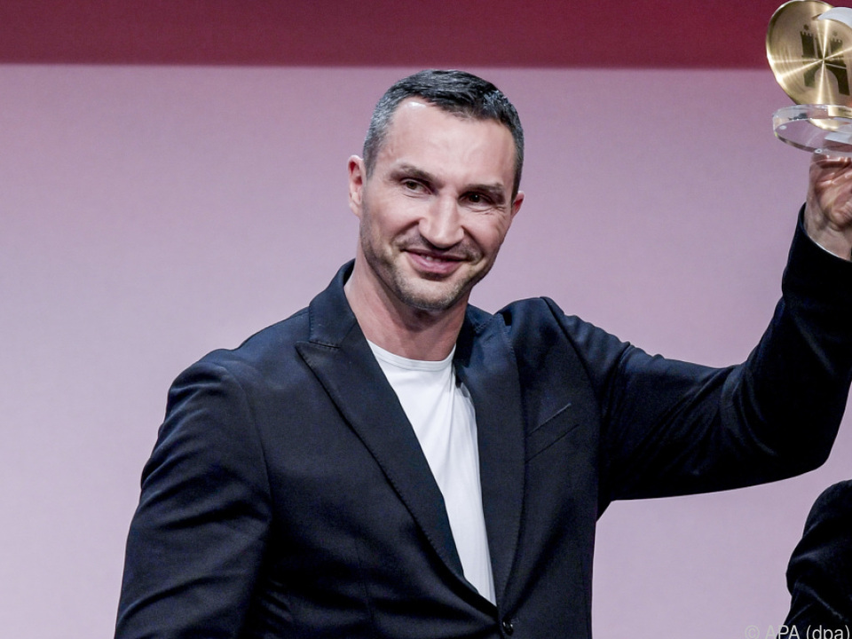 Doktor Wladimir Klitschko