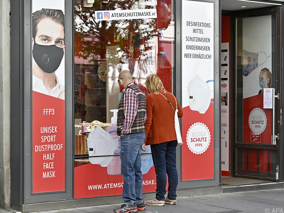 Durch die Coronakrise machen sich die Österreicher Sorgen um ihre Jobs