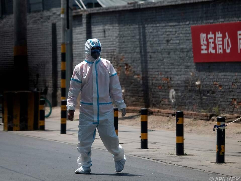 Ernstzunehmende Meldungen aus China reißen nicht ab