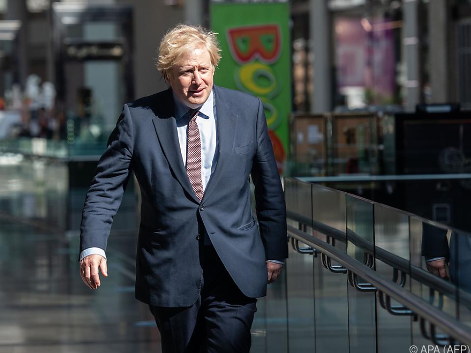 EU-Spitzen beraten mit Boris Johnson