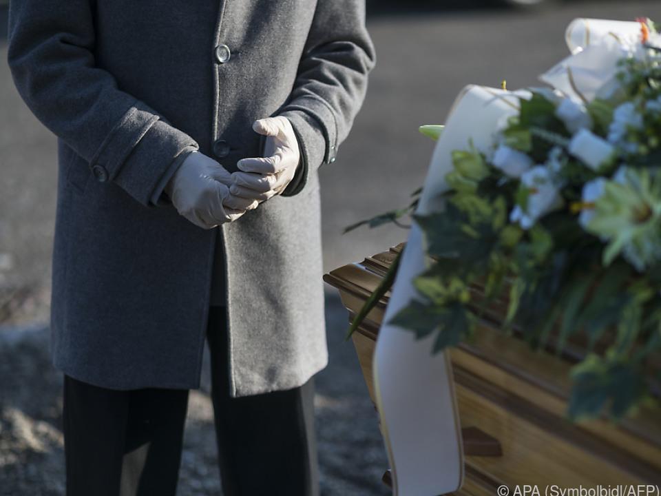 Europa bleibt mit 193.800 Toten die am stärksten betroffene Region