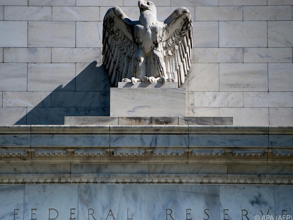 Fed wird ihre Nullzinspolitik fortsetzen