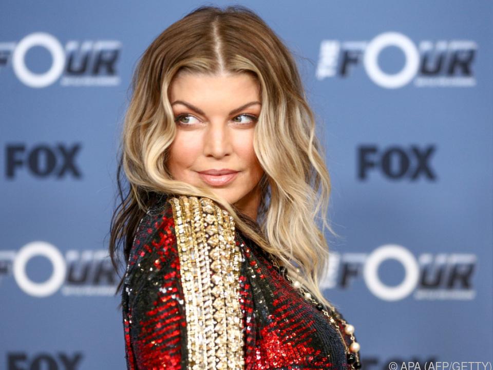 Fergie will mit ihrer ehemaligen Band in Kontakt bleiben