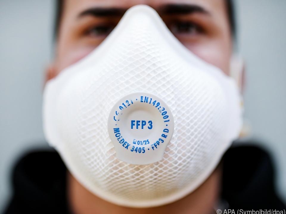 FFP-3-Masken waren nicht ausreichend zertifiziert