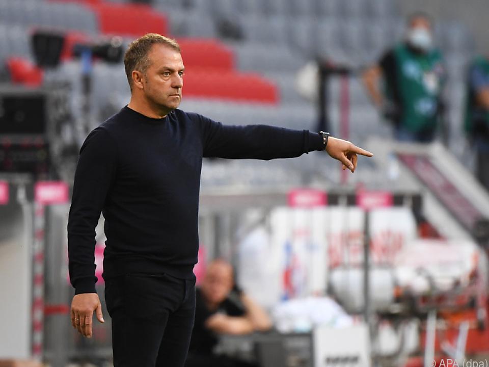 Flick will schon gegen Werder Bremen alles klar machen