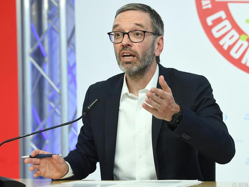FPÖ-Klubobmann Kickl bezeichnete Sobotka als \