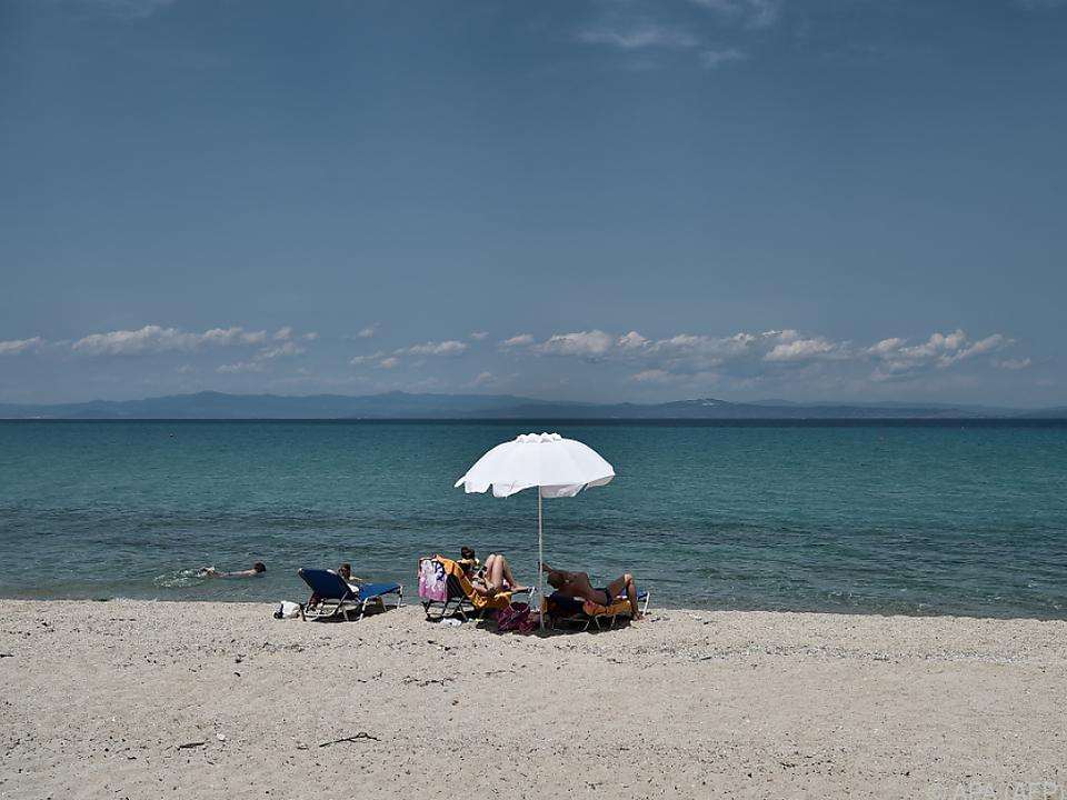 Für den Strandurlaub braucht es einen QR-Code