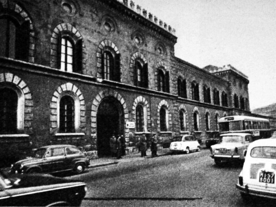 Gefängnis+Mailand