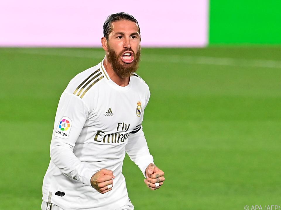 Gegen Ramos und Co. auf dem Platz - für Luka Romero wurde Traum wahr