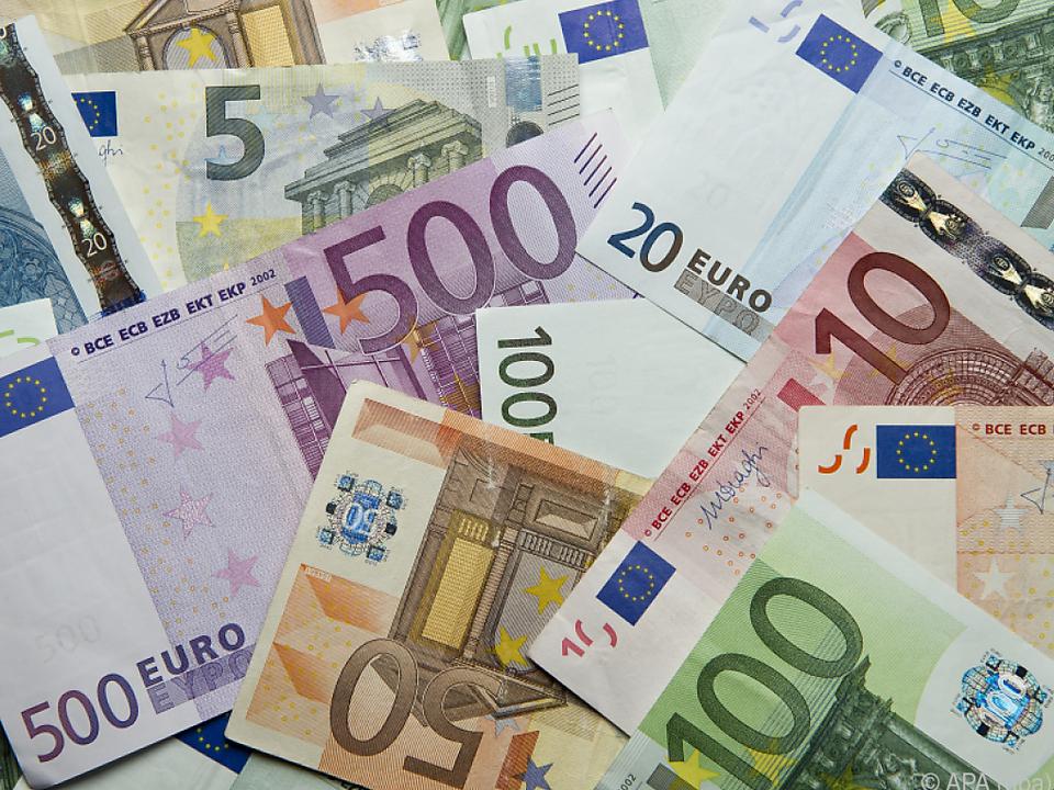 Heimisches Finanzvermögen bei 800 Mrd. Euro