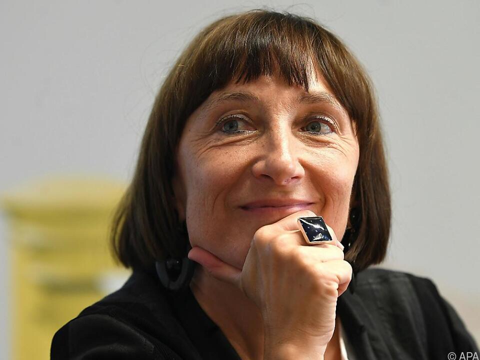 Intendantin Elisabeth Sobotka ist erfreut über die Uraufführung