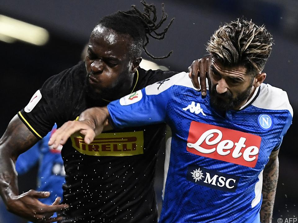 Inter hat seine letzte Titelchance wohl endgültig verspielt