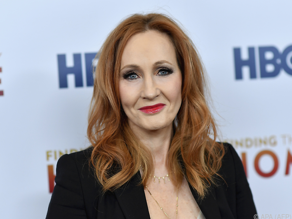 J.K. Rowling sprach über ihre Vergangenheit