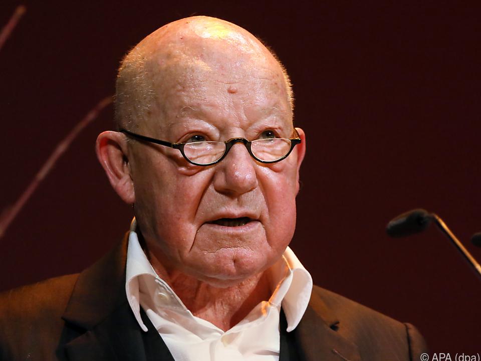Jürgen Holtz erlag seiner Krebserkrankung