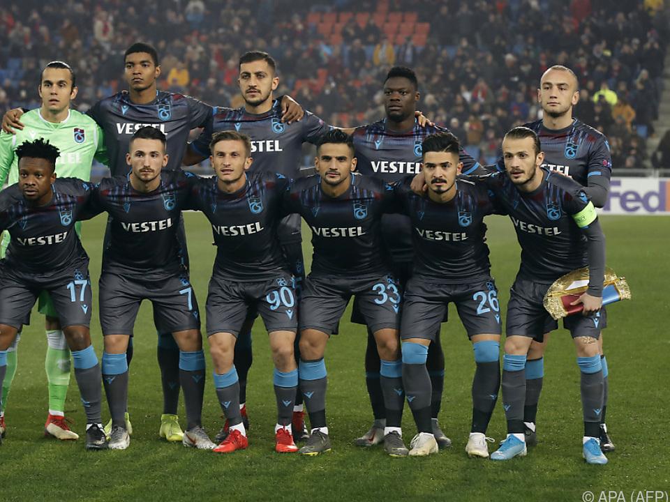 Kein Europacup für Trabzonspor