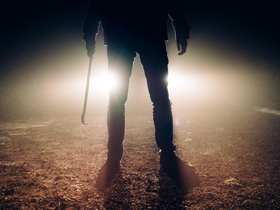 Killer Gewalt Kriminalität