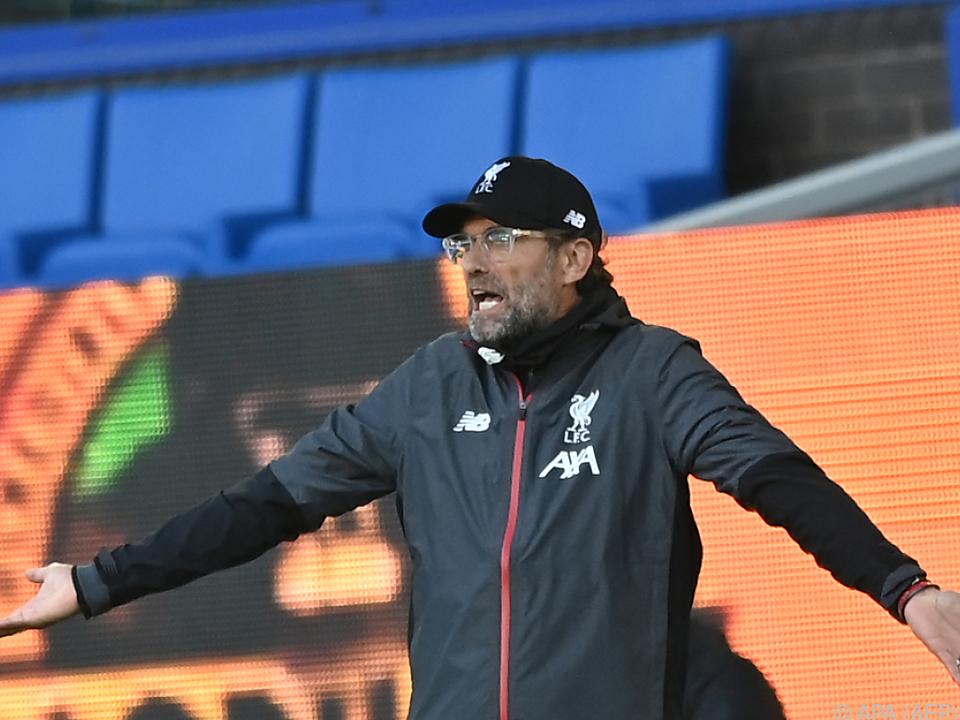Klopp ärgert sich über Liverpool-Fans
