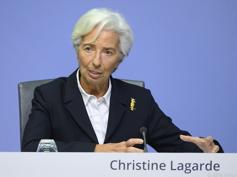 Lagarde kündigte die Möglichkeit schon Ende April an
